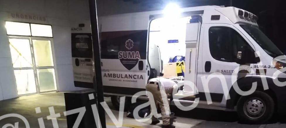 Reporte: Balean a quinceañera que se resistió a ser secuestrada en Puebla