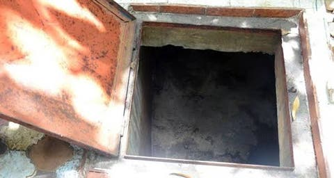 Muere bebe ahogado en una cisterna, su abuelita lo cuidaba - Puebla En Linea